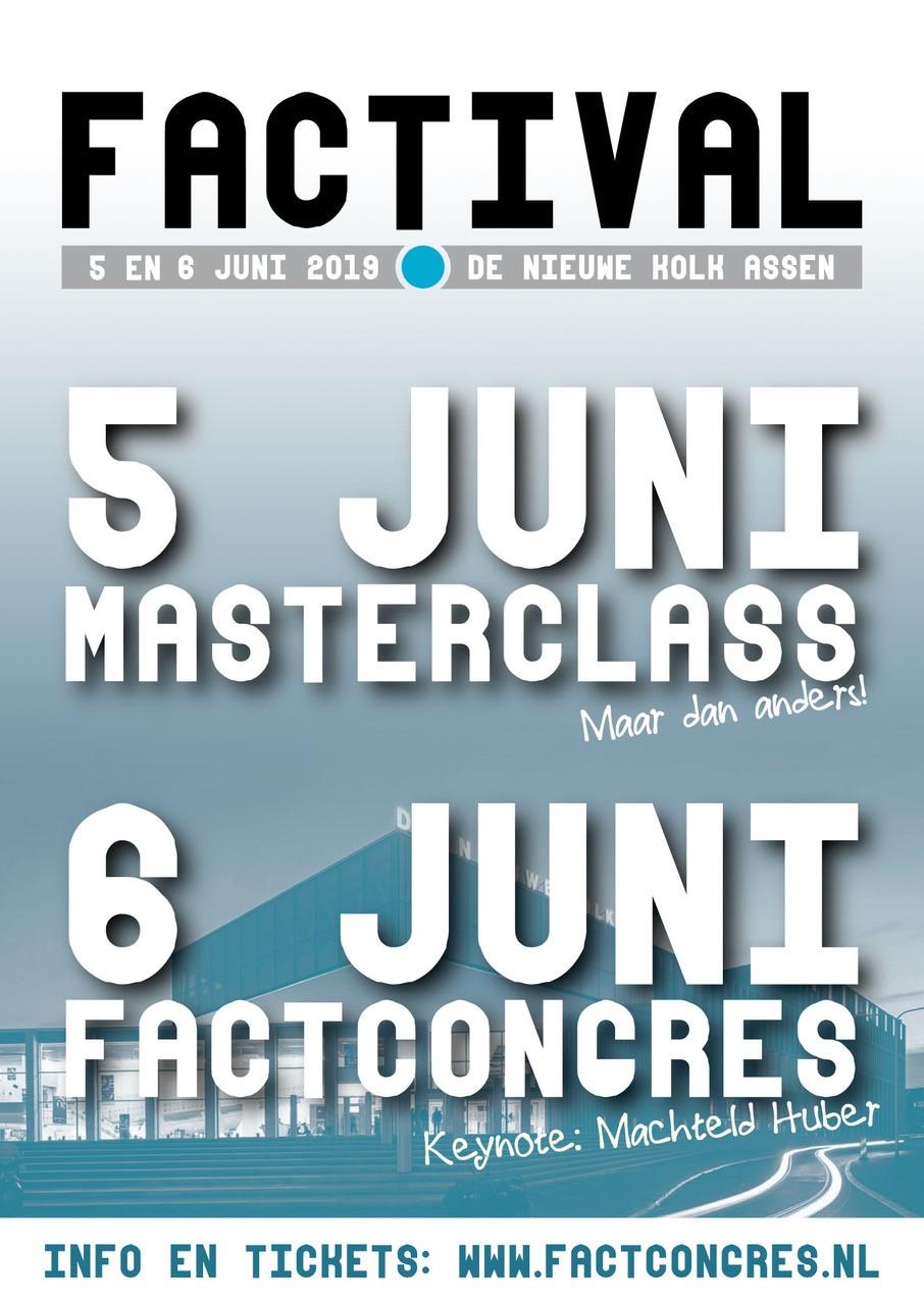 Factival 5 en 6 juni 2019
